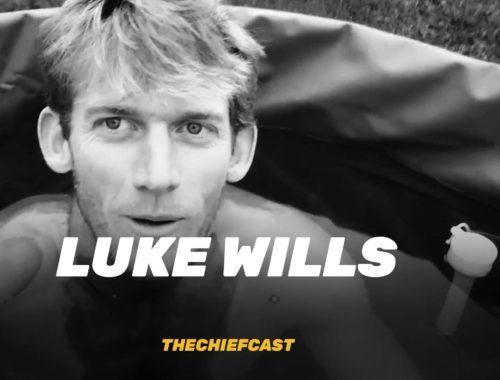 #117 – Luke Wills – The Wim Hof Method