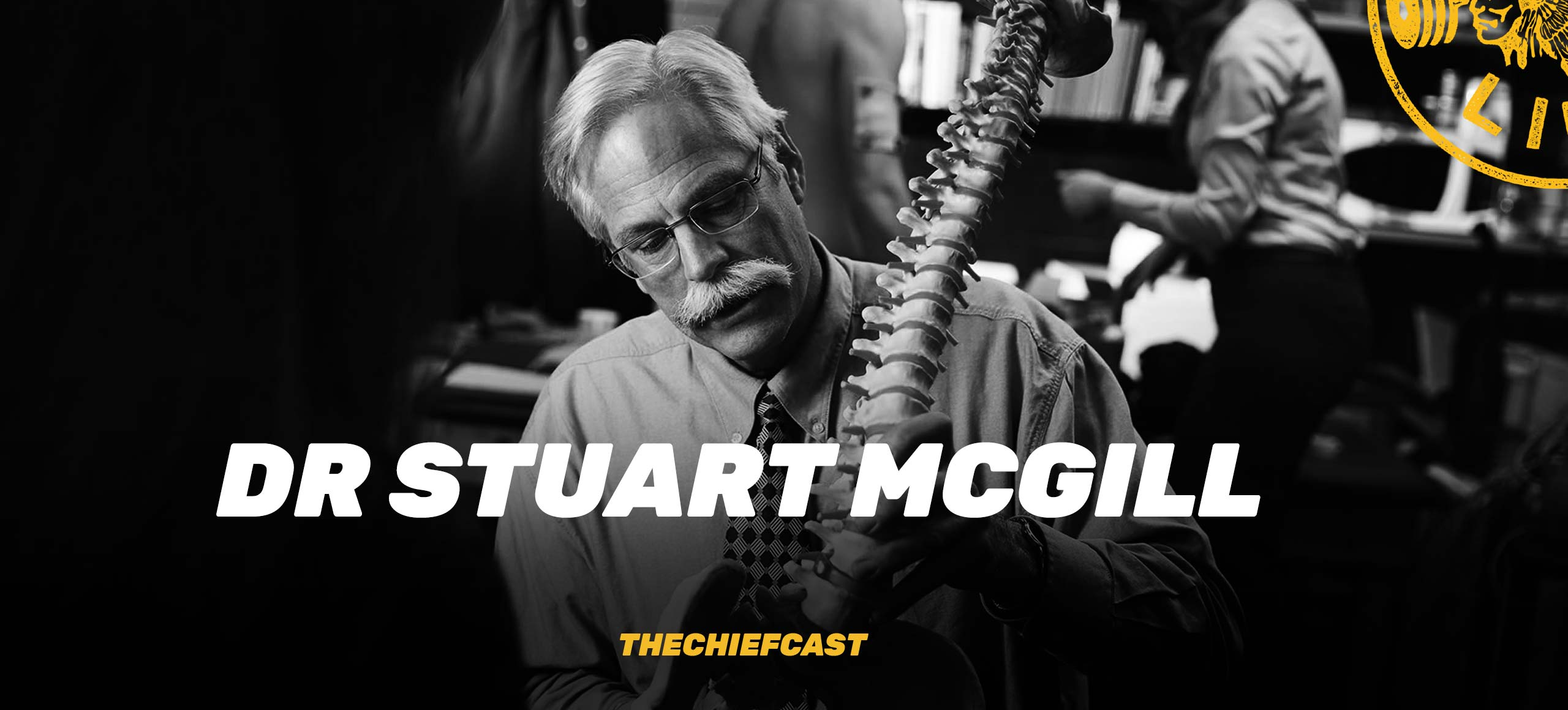 #120 – Dr Stuart McGill – Back Fit Pro