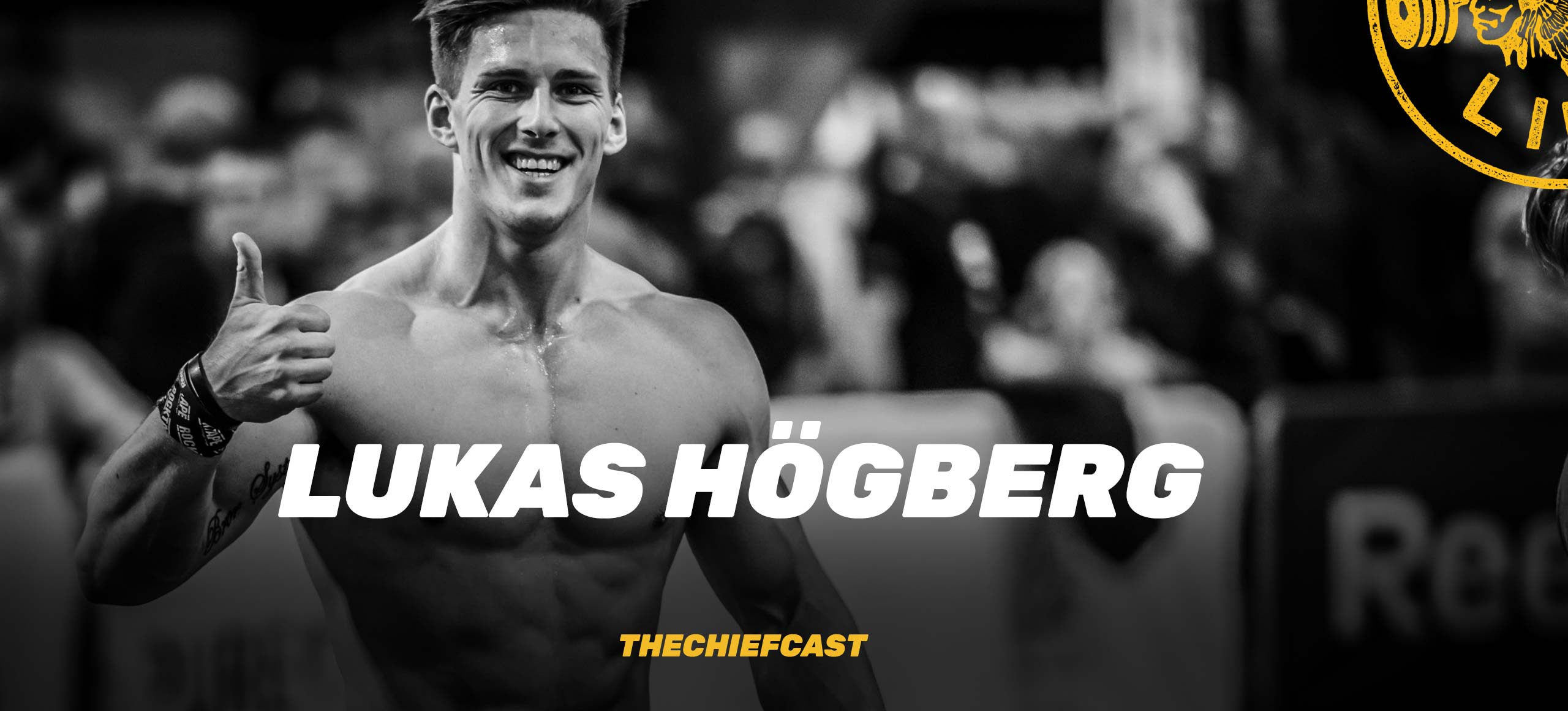 #129 – Lukas Högberg– 4th Games Appearance