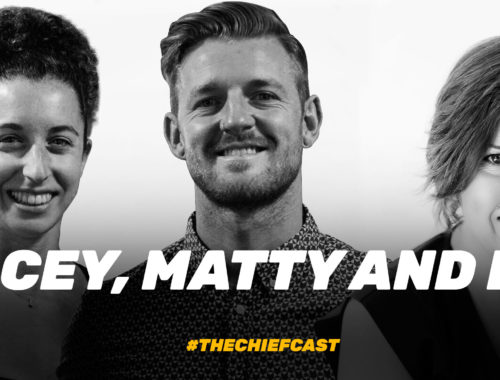 the chief life - #195 - Low Carb Conversations with Stacey, Matty and Leah